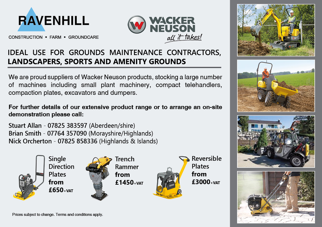 Construction Groundcare Flier A5 May 2019