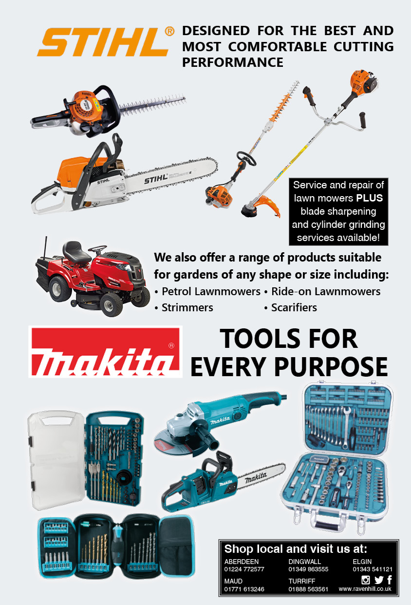 Ravenhill Groundcare Parts Insert May 20192